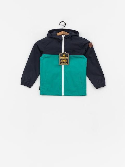Element Alder Light 2Tones B Jacket (dynasty green)