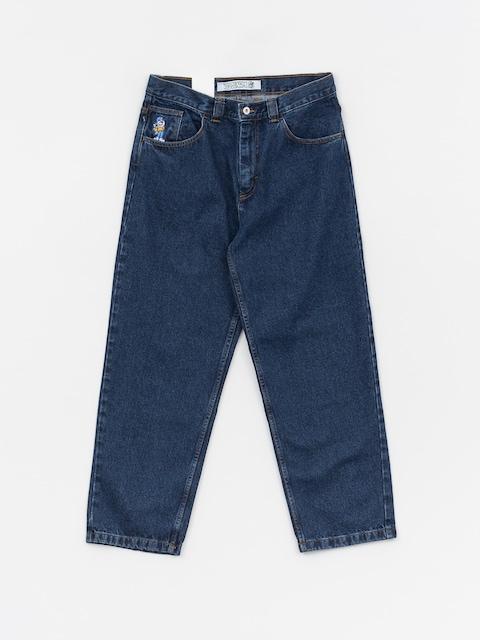 Polar Skate 93 Denim Pants (dark blue)