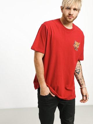 Volcom Ozzy Tiger Bxy T-shirt (bur)