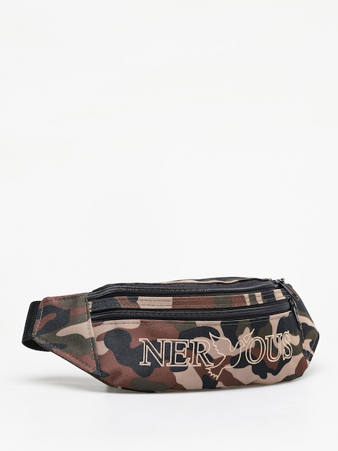 Nervous Classic Bum bag (camo)