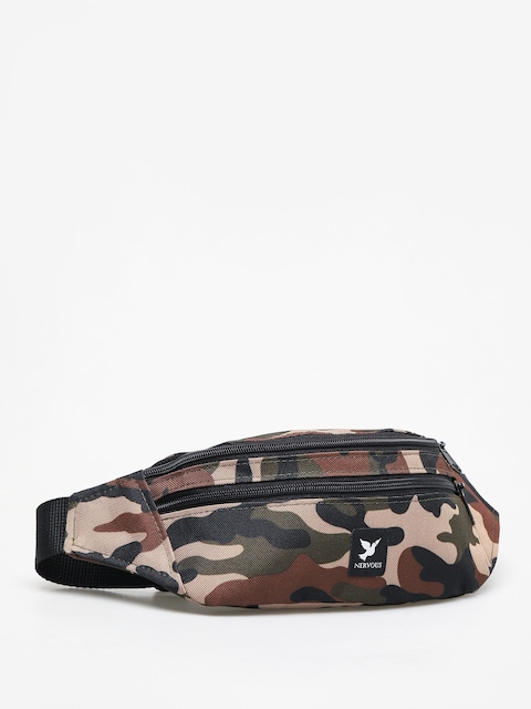 Nervous Icon Bum bag (camo)