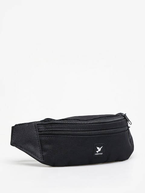 Nervous Icon Bum bag (black)