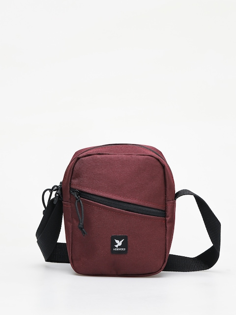 Nervous Icon Bag (maroon)