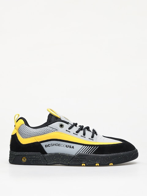 DC Legacy 98 Slim Se Shoes (black/grey/yellow)