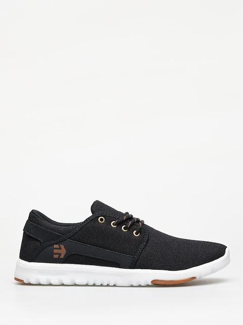Etnies Scout Shoes (black/bronze)