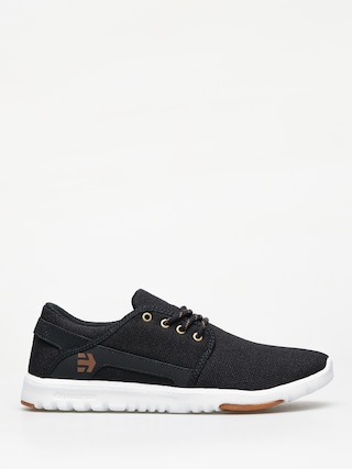 Etnies Scout Shoes (black/bronze)