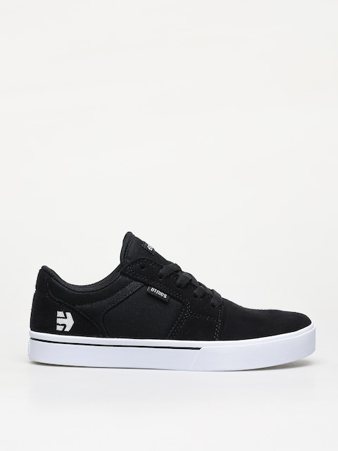 Etnies Kids Barge Ls Kids shoes (black/white)