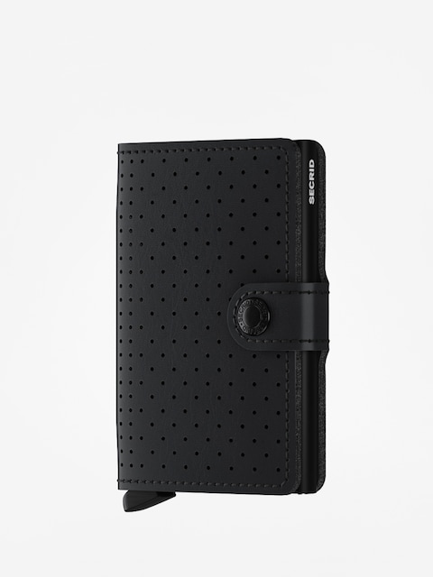 Secrid Miniwallet Perforated Wallet (black)