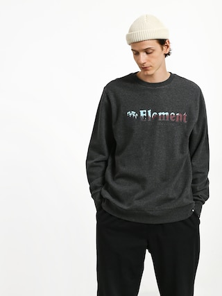 Element Glimpse Horizontal C Sweatshirt (charcoal heather)