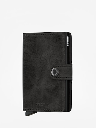 Secrid Miniwallet Wallet (vintage black)