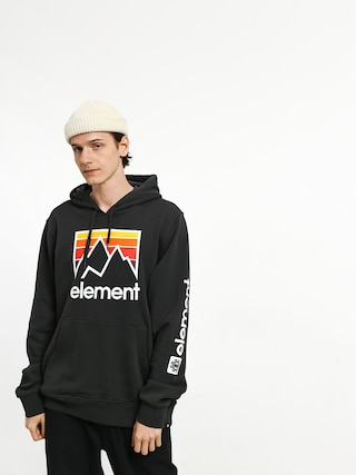 Element Joint HD Hoodie (off black)