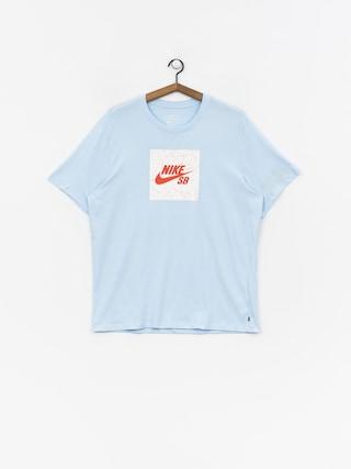 Nike SB Dorm Room Pack 2 T-shirt (ice blue)