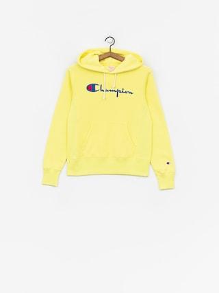 Champion Premium Reverse Weave Hooded Sweatshirt HD Hoodie Wmn (lml)