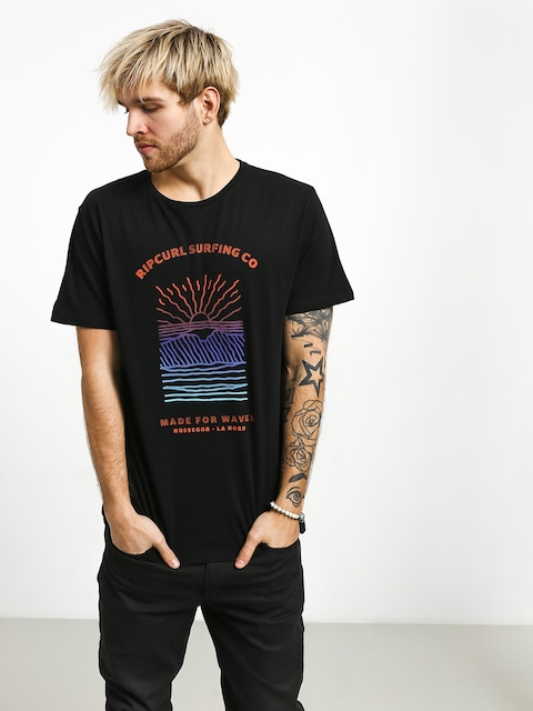 Rip Curl Epic Spot T-shirt (black)
