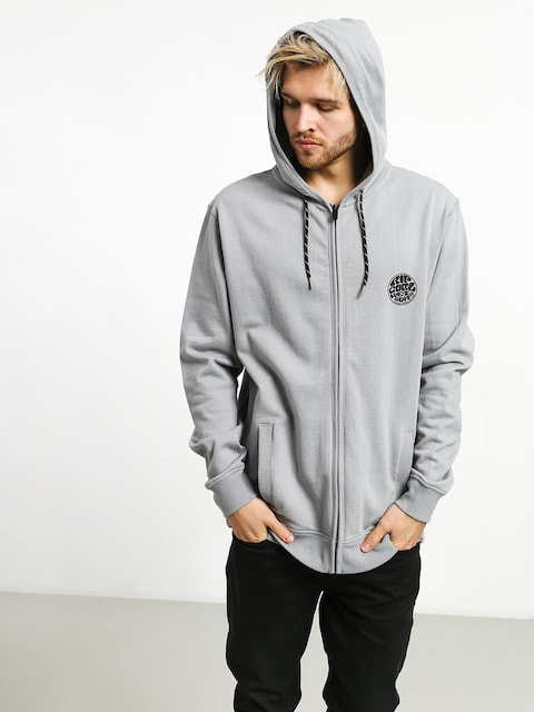 Rip Curl Original Weety Fleece ZHD Hoodie (grey)