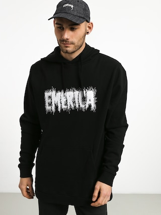 Emerica Scan HD Hoodie (black)