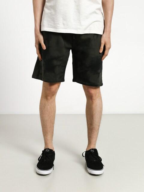 Emerica Blur Fleece Shorts (black)