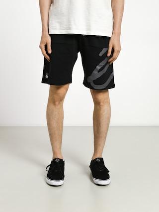 Es Split Fleece Shorts (black)