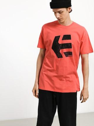 Etnies Logomania T-shirt (rust)