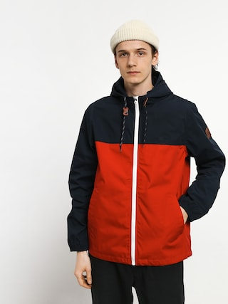 Element Alder Light 2 Tones Jacket (pompeian red)
