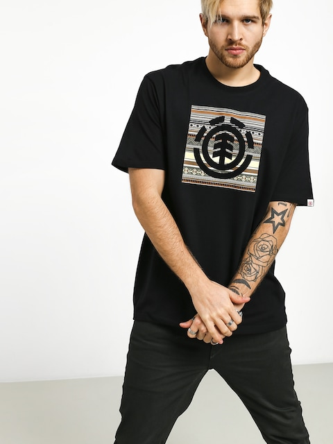 Element Indiana Logo Block T-shirt