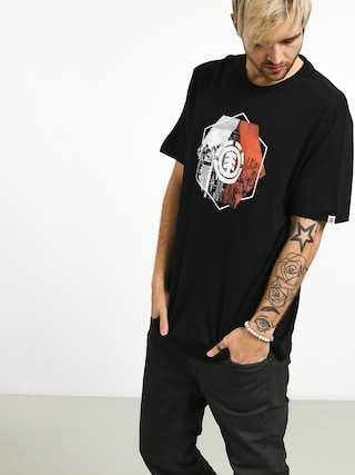 Element Rotation T-shirt (flint black)