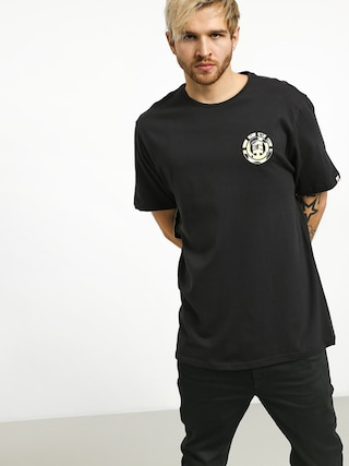 Element Shapes T-shirt (off black)