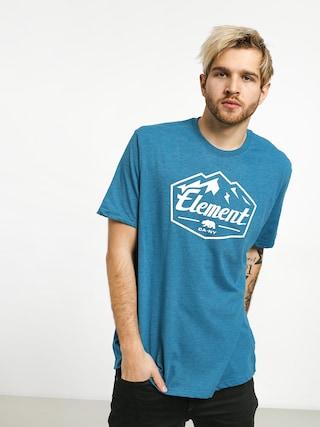 Element Slab T-shirt (storm blue heat)