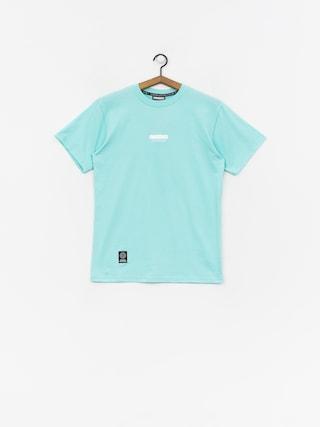 MassDnm Classics Small Logo T-shirt Wmn (mint blue)