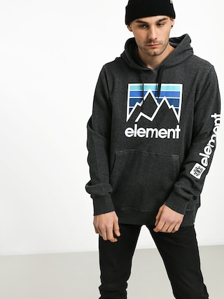 Element Joint HD Hoodie (charcoal heather)