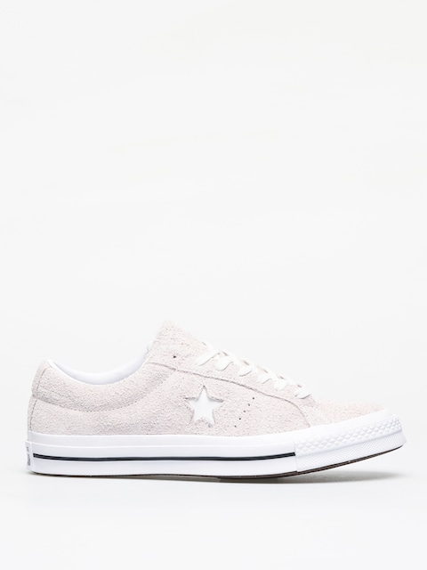 Converse One Star Ox Shoes (white/white/white)