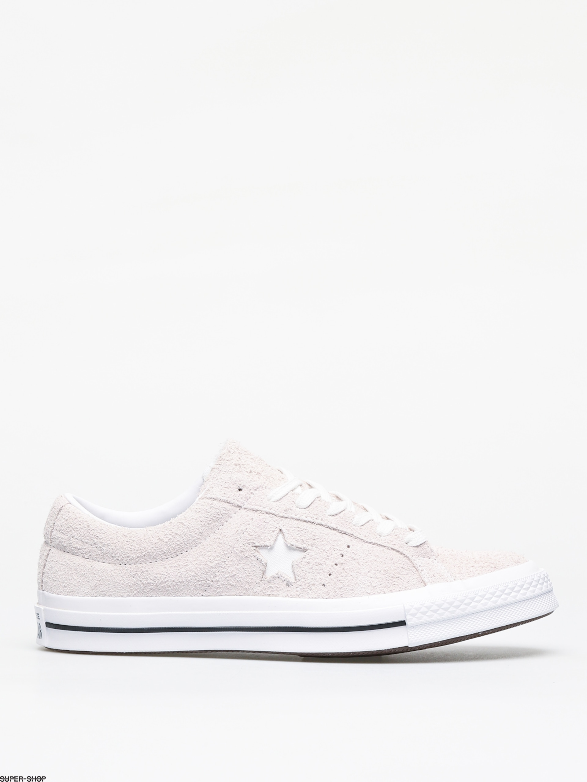 Converse One Star Ox Shoes (white/white