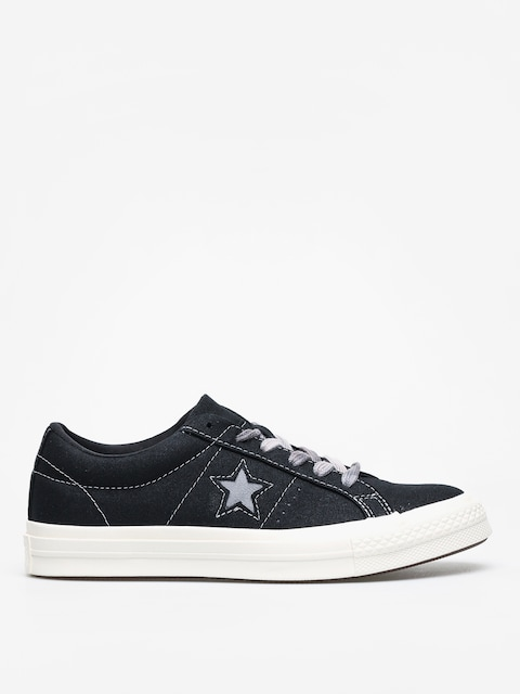 Converse One Star Ox Shoes Wmn (black)