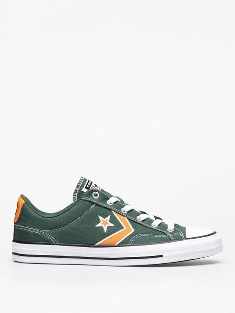 Converse Star Player Ox Chucks (pine green/white)