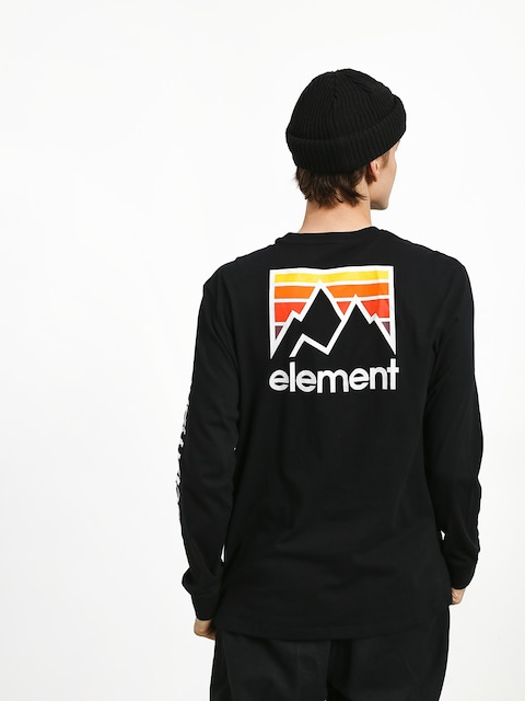 Element Joint Longsleeve (flint black)