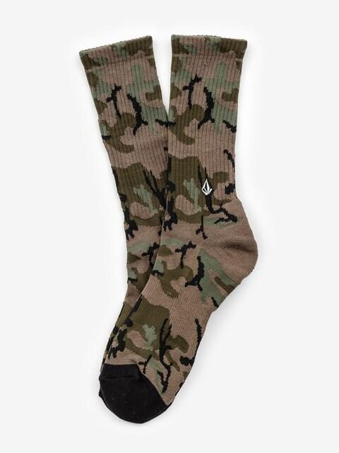 Volcom Noa Socks (cam)