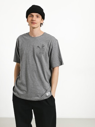 Element Spilt T-shirt (grey heather)