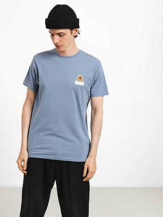 RVCA Castaway T-shirt (dusty blue)