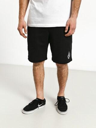 Volcom Deadly Stns Flc Shorts (blk)