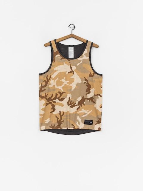 Nike SB Dry Tank Mesh Erdl Tank top (anthracite/black/white)