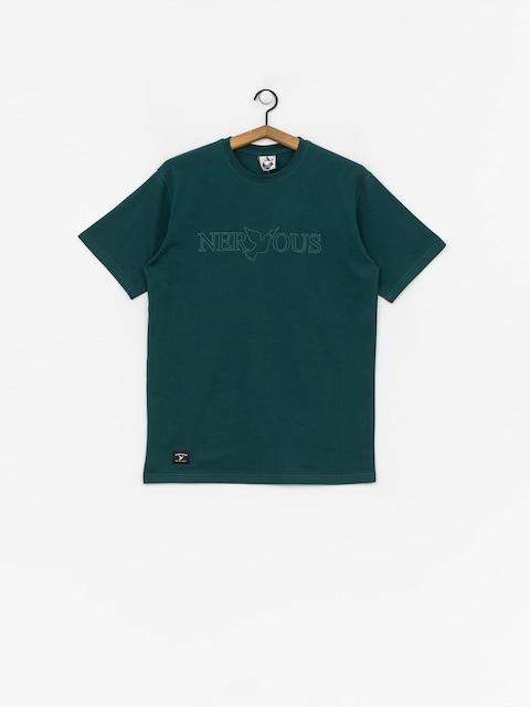 Nervous Classic T-shirt (spruce)