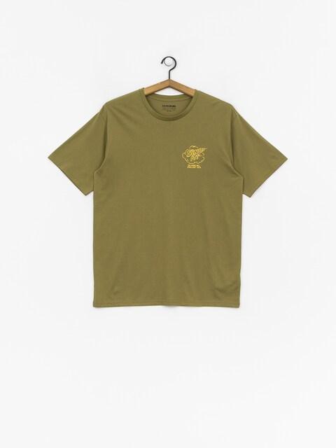 Dakine Send It T-shirt (olive drab)