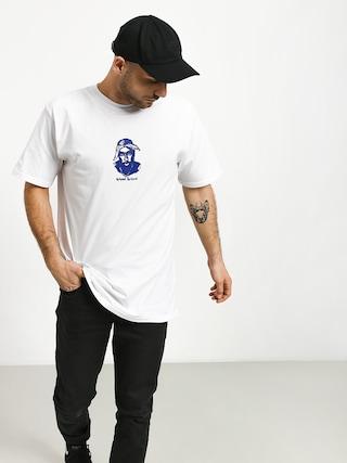MassDnm Icon MC 2Pac T-shirt (white)