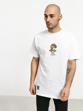 MassDnm Icon MC Biggie T-shirt (white)