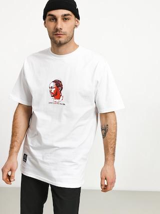 MassDnm Icon MC Kendrick T-shirt (white)
