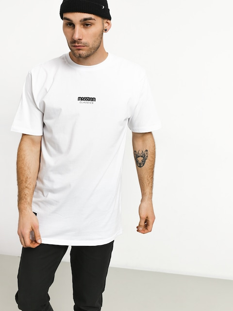 MassDnm Classics Small Logo T-shirt