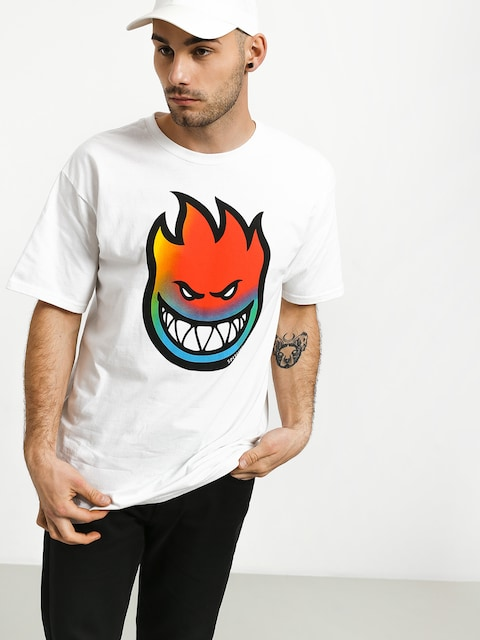 Spitfire Big Head T D Fil T-shirt