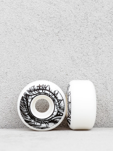 Youth Skateboards Rencontre Wheels (white/black)