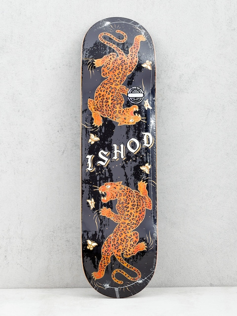 Real Ishod Cat Scratch Deck (black)