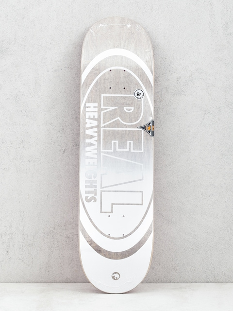 Real Heavy Weight Deck (grey/whie)
